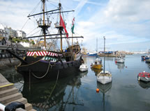 Pirate day in Brixham