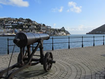 A day out in Dartmouth